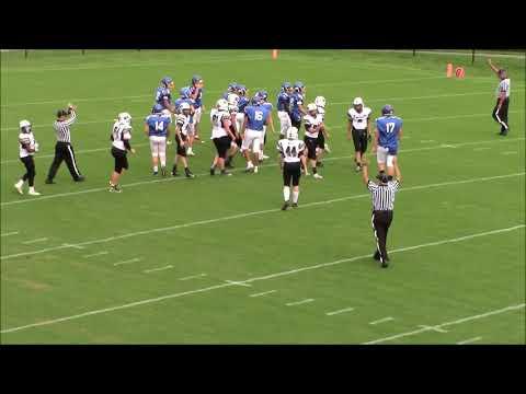 Poolesville Falcons vs Blessed Sacrament 9/22/18