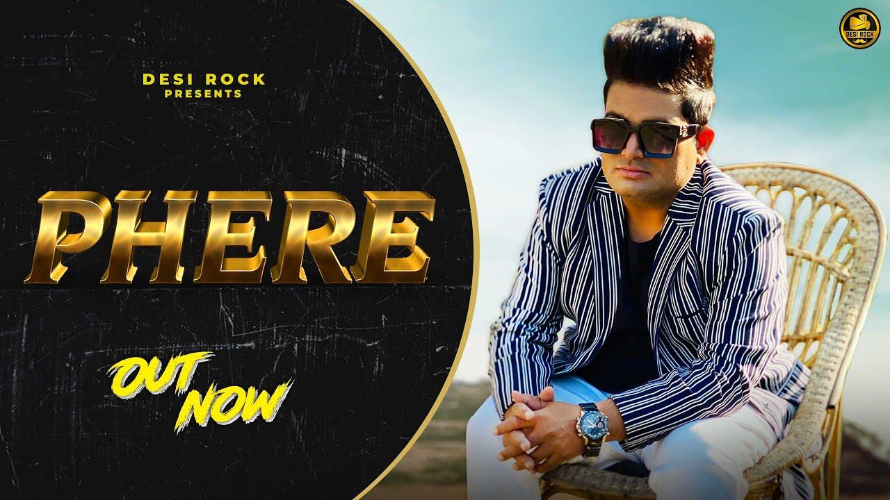Raju Punjabi - Phere (Official Video) | New Haryanvi Songs Haryanavi 2021 | KD Desi Rock