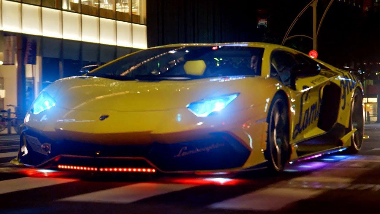 Lamborghini Run In Japan Top Gear Series 25 Youtube