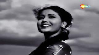 Kitna Haseen Hai Mausam | Meena Kumari | Dilip Kumar | Lata M. | Chitalkar R. | Azaad - HD Video