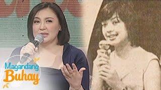 Magandang Buhay: Why did Sharon Cuneta enter the showbiz industry?