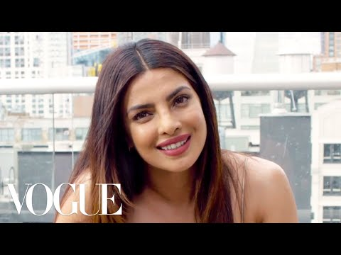 73 Questions With Priyanka Chopra | Vogue