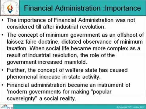 Financialadministration-Session-1
