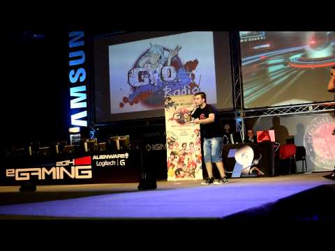 [eGaming] Greek Otaku Radio Anime Presentation (Thessaloniki / Greece / 13.09.2014)