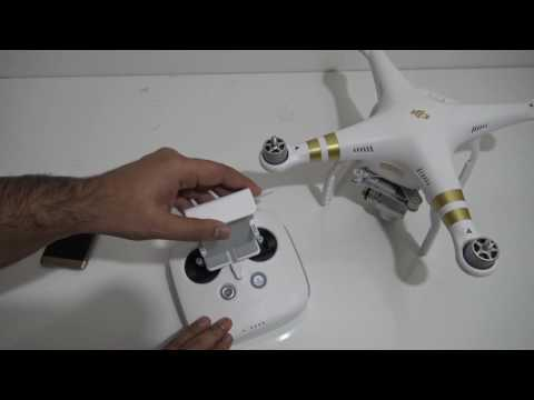 DRONE DJI PHANTOM 3 4K REVIEW IN HINDI/URDU---[4K EDITION]