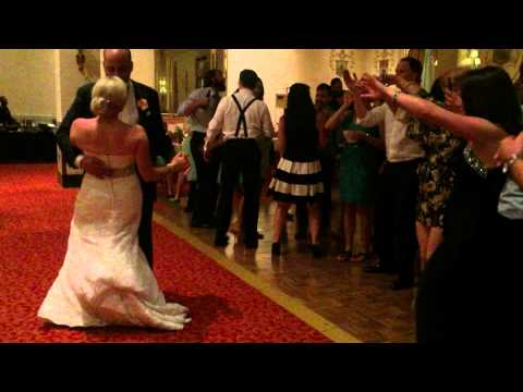 Bryan George Music Bride & Groom Dancin Night Away