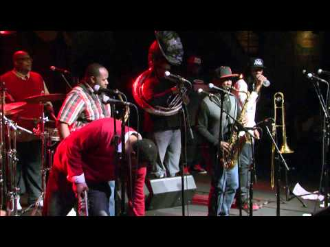 "The Soul Rebels ft Karl Denson - ""Night in Tunisia"""
