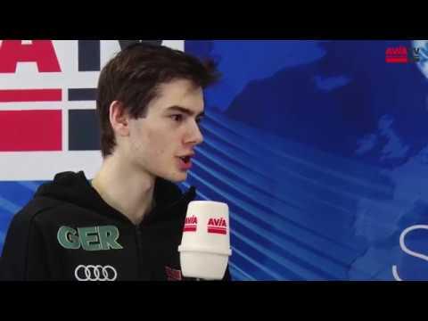 Interview David Siegel in Willingen