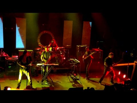 Between The Buried And Me - Coma Ecliptic Tour 2015 Live (Full Set + Queen Cover) HD
