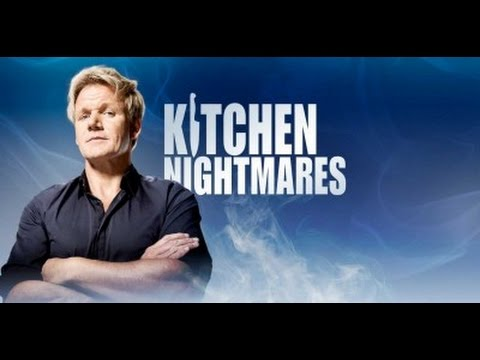Kitchen Nightmares Burger Kitchen Part Two