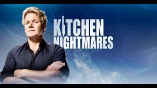 Gordon Ramsay Kitchen Nightmares - Burger Kitchen * Part 2 (two)