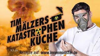 Hamsterkäufe: Tim Mälzer's Katastrophen-Küche