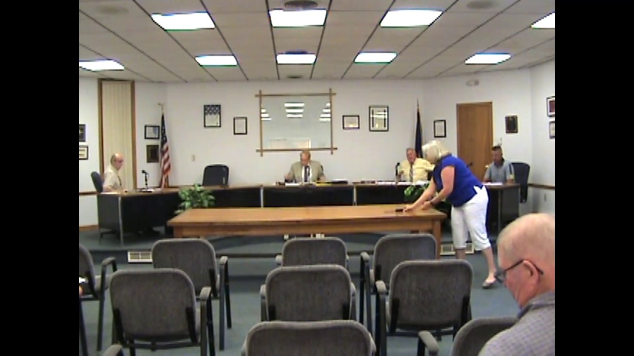 Rouses Point Village Board Meeting  7-1-19