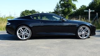 Aston Martin DB9 2013 Videos