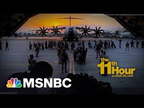 U.S. Retaliates Against ISIS-K With Airstrike