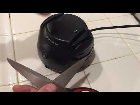 Grocery Art Electric Knife Sharpener