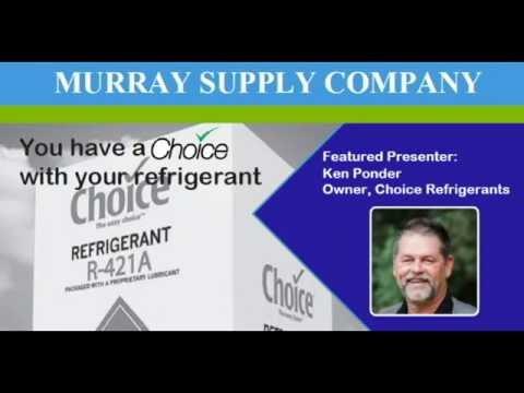 Ken Ponder R 421a Class Murray Supply