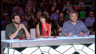 AGT 2012: Beside Lights from Perth (17/04/12)