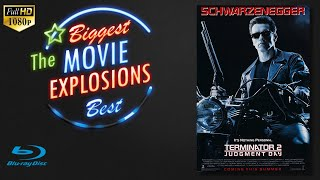 The best movie explosions: Terminator 2 (1991) Nuclear Nightmare