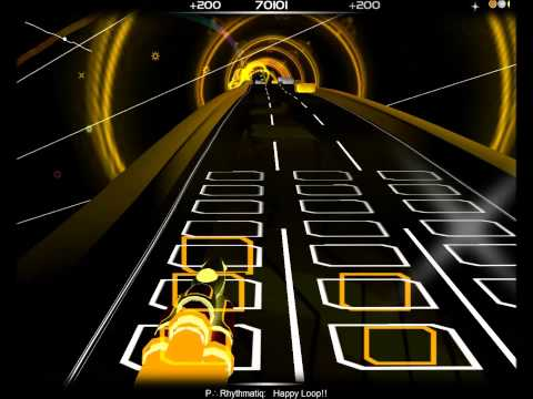 [Audiosurf] P∴Rhythmatiq - Happy Loop!! - Mono Pro
