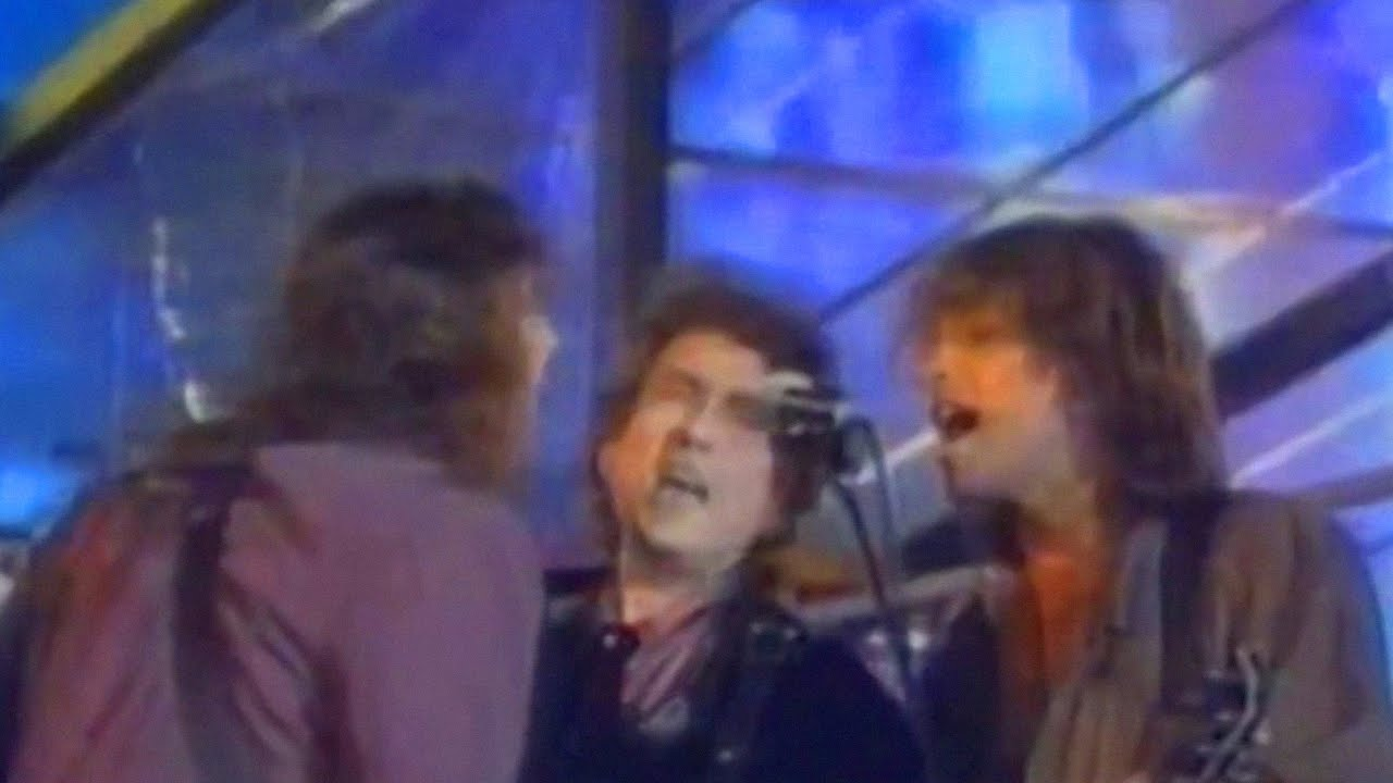 Download Bob Dylan, Joni Mitchell, Bon Jovi & INXS - I Shall Be Released (Japan 1994)
