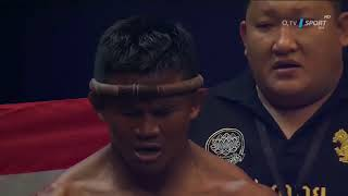Buakaw Banchamek Vs  Michael Krčmář   All star fight Prague 2018