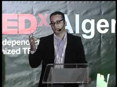 Rabah Ghezali at TEDxAlger