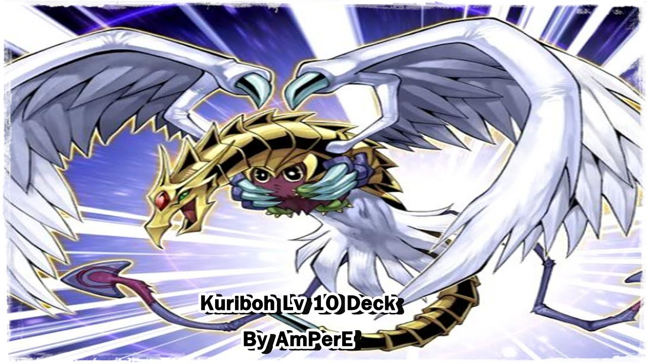 Yu-Gi-Oh! Duel ... Winged Kuriboh Lv10