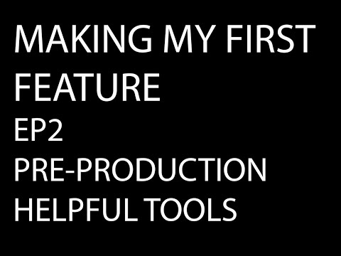 Making My First Feature Ep2