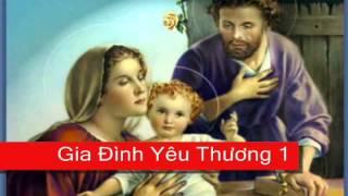 Gia dinh yeu thuong 1 - Bai hat nam phuc am hoa gia dinh - nsngoclinh.com