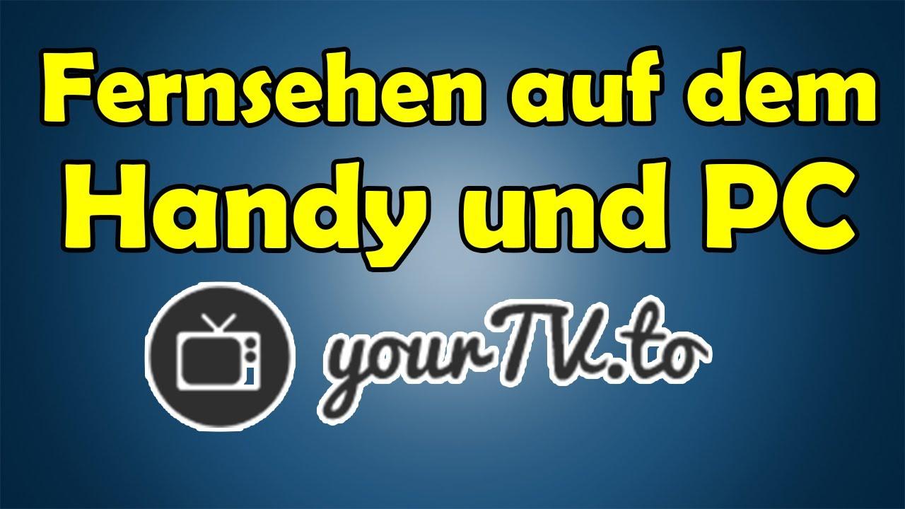 Kostenlos Fernsehen Auf Dem Handy