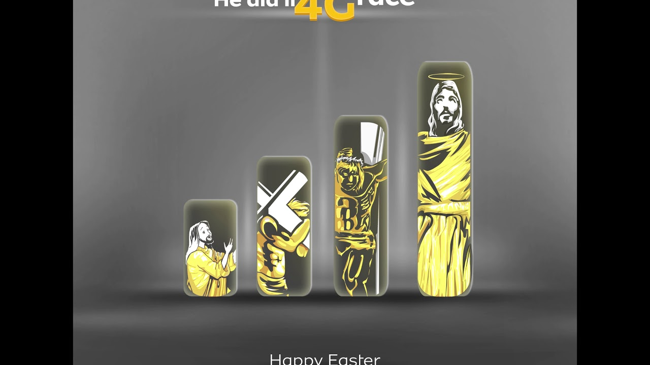 MTN Easter Ad