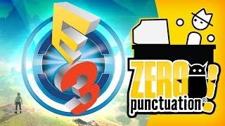 E3 2016 (Zero Punctuation)
