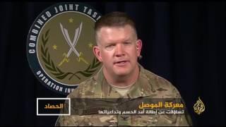 معركة الموصل.. بين تفاؤل العبادي وضراوة المعارك