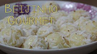 Beijinho Gourmet (sirva em Mini Cúpulas) - Belas Cores