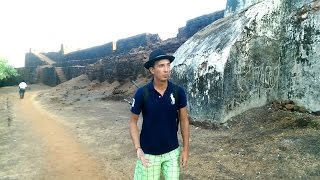 ГОА. Индийская расспашка и Португальский форт