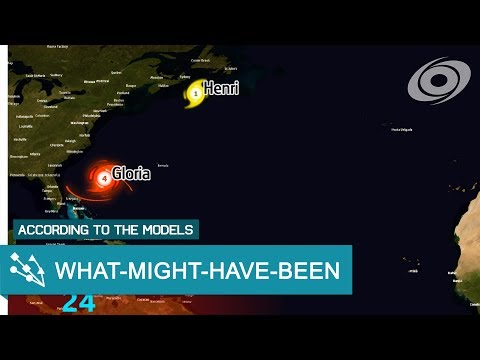 1985 What-might-have-been Atlantic Hurricane Season