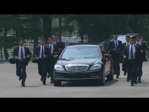 Sécurité : Kim Jong-un fait courir ses gardes du corps nord-coréens