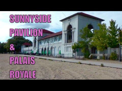 Historic Sunnyside Pavilion & Palais Royale - Toronto's West Waterfront