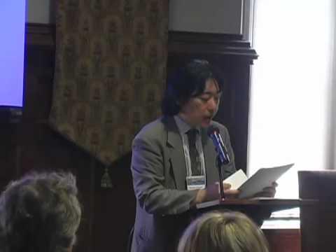 Tocqueville Lectures: Takayuki Tatsumi