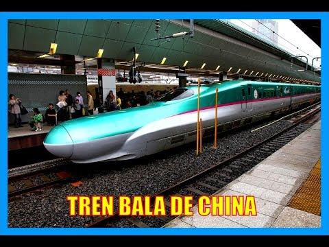 (504 KM.X Hora)-Tren Bala de China-Historia-Producciones Vicari.(Juan Franco Lazzarini)