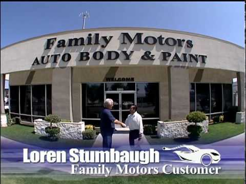 Family Motors Auto Body Paint Youtube