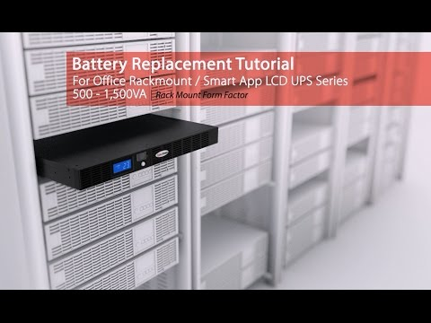 OR1000ELCDRM1U - Smart App UPS Systems | CyberPower
