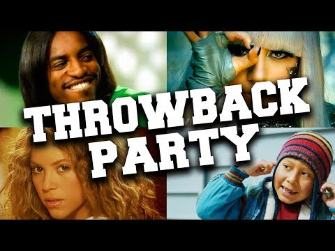 Best 50 Throwback Party Songs