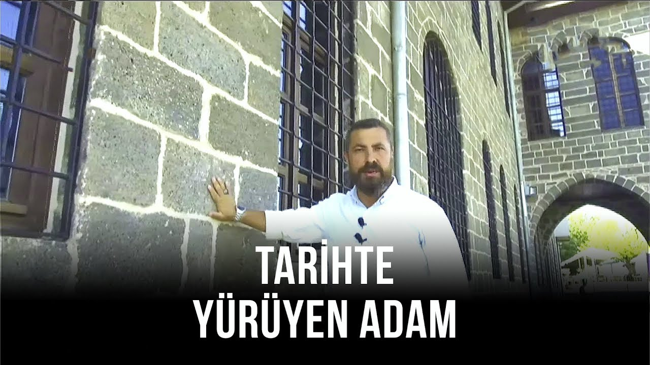 Tarihte Yürüyen Adam | Diyarbakır-2 | 5 Ekim 2019