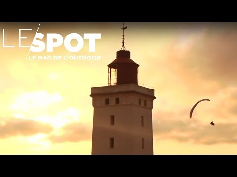Le Spot : le plein de sensations fortes avec Jean-Baptise Chandelier - Trek TV
