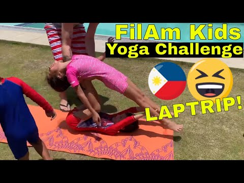 WOW! COULDN'T BELIEVE THEY COULD DO THIS!!!  CUTEST KIDS YOGA CHALLENGE - YOGA CHALLENGE PHILIPPINES