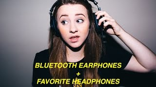 Video Best Bluetooth Earbuds for Running + My Favorite Headphones | 2015 - 2016 download MP3, 3GP, MP4, WEBM, AVI, FLV Juli 2018