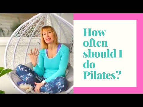 How many times a week should I do Pilates? Your Questions Answered!