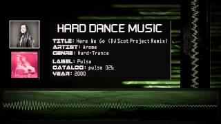 Arome - Here We Go  Dj Scot Project Remix   Hq